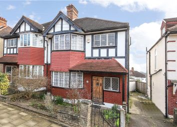 Thumbnail 3 bed semi-detached house for sale in Baldry Gardens, Streatham