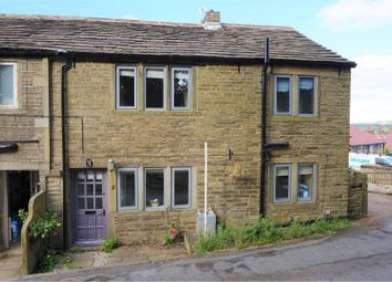 Thumbnail 2 bed end terrace house for sale in Booth House Lane, Holmfirth