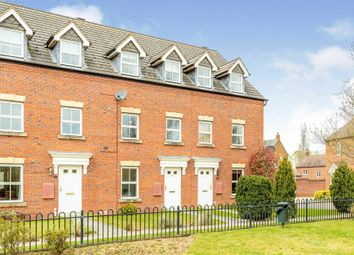 Lord Grandison Way, Banbury OX16. 3 bed terraced house for sale