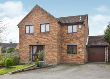 Thumbnail 4 bed detached house for sale in Joules Court, Shenley Lodge, Milton Keynes