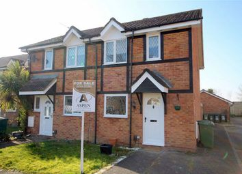 Thumbnail 3 bed semi-detached house for sale in Ashdale Close, Staines-Upon-Thames, Surrey