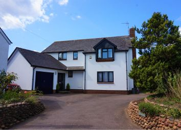 Thumbnail 4 bed detached house for sale in Greenway, Woodbury