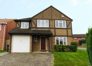 Thumbnail 5 bed detached house to rent in Linnet Grove, Guildford