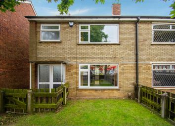 Thumbnail 3 bed semi-detached house for sale in Lichfield Avenue, Scunthorpe, Lincolnshire