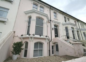 Thumbnail 4 bed terraced house for sale in West Terrace, Eastbourne, East Sussex