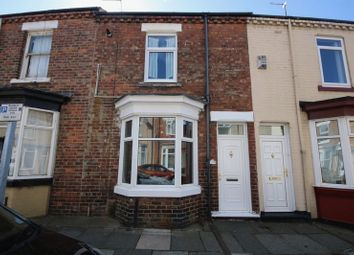 Thumbnail 2 bed terraced house for sale in Montrose Street, Darlington