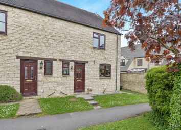 Thumbnail 3 bed semi-detached house for sale in Idbury Close, Witney