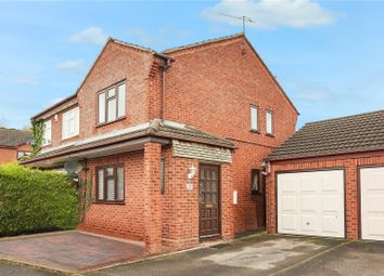 Thumbnail 2 bed semi-detached house for sale in Kingfisher Close, Worcester
