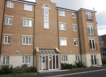 Thumbnail 2 bedroom flat to rent in Sandhill Close, Bradford