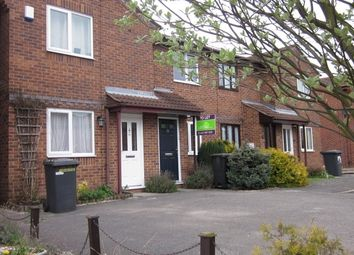 Thumbnail 1 bedroom town house to rent in Michelle Close, Derby