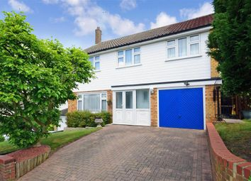 Thumbnail 4 bed detached house for sale in Longfellow Drive, Hutton, Brentwood, Essex