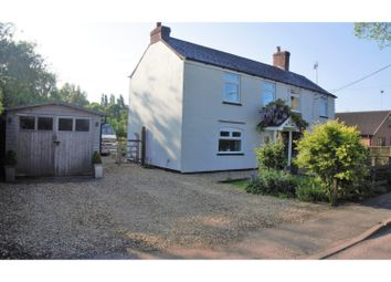 Thumbnail 3 bed detached house for sale in Broadgate, Whaplode Drove, Near Spalding