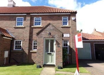 Thumbnail 3 bed end terrace house for sale in Steggall House, Howard Court, Scorton, Richmond