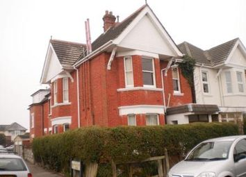 Thumbnail 1 bed flat to rent in Harvey Road, Pokesdown, Bournemouth