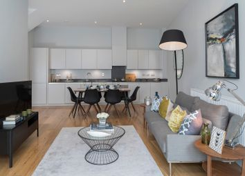 Thumbnail 2 bed duplex for sale in 66 Dalston Lane, London