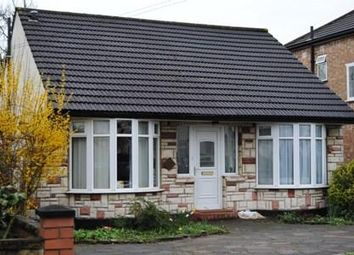 Thumbnail 3 bed detached bungalow to rent in Devonshire Road, Mill Hill, London