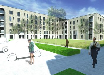 Thumbnail 2 bed flat for sale in City Park, Edinburgh