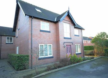 Thumbnail 3 bed flat for sale in Manor Farm Drive, Tittensor, Stoke-On-Trent