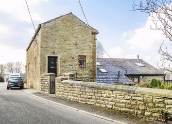 Thumbnail 3 bed cottage for sale in Clough End Road, Haslingden, Lancashire