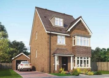 Thumbnail 4 bedroom detached house for sale in Woodlands Avenue, Earley, Reading