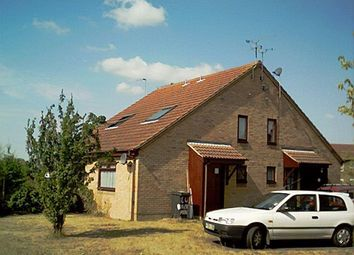 Thumbnail 1 bedroom semi-detached house to rent in Bouchers Mead, Springfield, Chelmsford