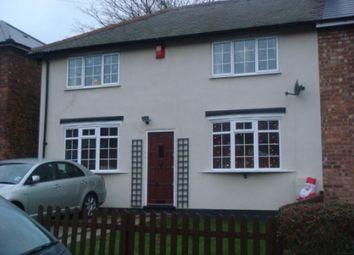 Thumbnail 3 bed semi-detached house to rent in Coniston Road, Erdington, Birmingham