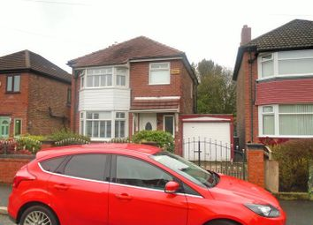 Thumbnail 3 bed detached house to rent in Welwyn Drive, Salford