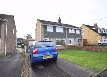 Thumbnail 3 bedroom semi-detached house for sale in Meadowland Road, Henbury, Bristol