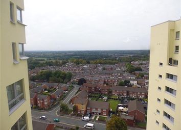 Thumbnail 2 bed flat to rent in Sandown Court, Avenham Lane, Preston