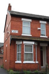 Thumbnail 5 bed terraced house to rent in Furness Road, Manchester