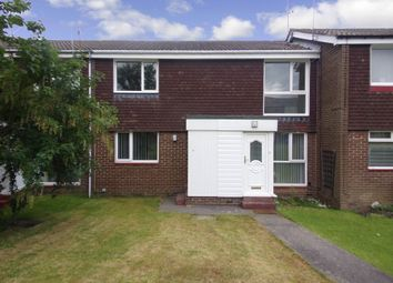 Thumbnail 2 bed flat for sale in Warenford Close, Cramlington