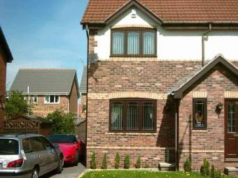 Thumbnail 2 bed semi-detached house to rent in Alder Holt Close, Armthorpe, Doncaster