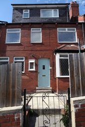 Thumbnail 3 bed terraced house to rent in Woodside Place, Burley, Leeds