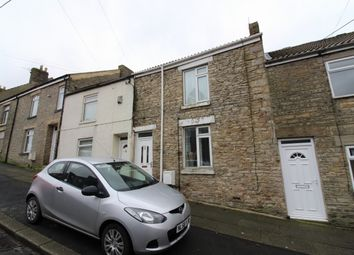Thumbnail 2 bed terraced house for sale in Wolsingham Road, Tow Law, Bishop Auckland