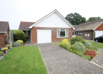 Thumbnail 2 bed detached bungalow for sale in Concorde Close, Bexhill-On-Sea