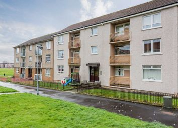 Thumbnail 2 bed flat for sale in Mossvale Square, Glasgow