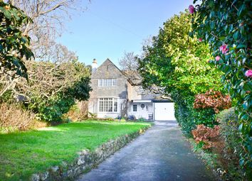 Thumbnail 4 bed detached house for sale in Greystones, 1 Landeryon Gardens, Penzance