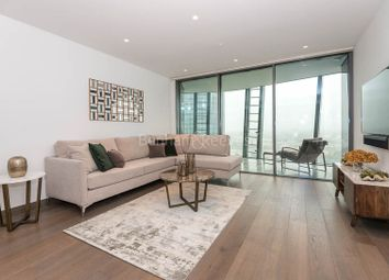 Thumbnail 2 bed flat to rent in One Blackfriars, Wapping