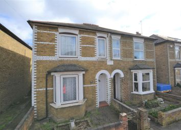 Thumbnail 3 bed semi-detached house for sale in Edgar Road, West Drayton
