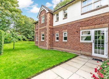 Thumbnail 2 bed flat for sale in Glastonbury Mews, Stockton Heath, Warrington