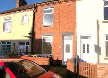 Thumbnail 2 bed terraced house to rent in George Street, Pinxton, Nottingham