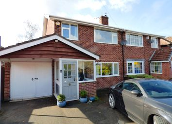 Thumbnail 3 bed semi-detached house for sale in Andrew Lane, High Lane, Stockport