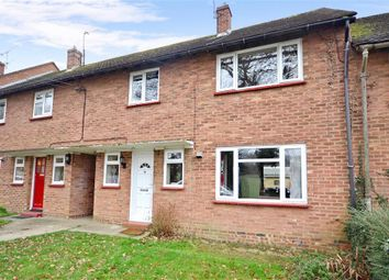 Thumbnail 3 bed terraced house for sale in Paddock Close, Fordcombe, Tunbridge Wells, Kent