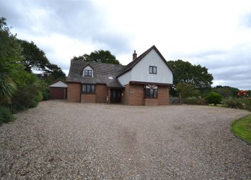 Thumbnail 4 bed detached house for sale in Poringland, Norwich