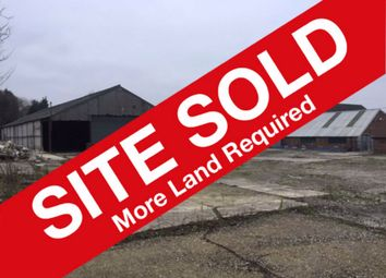 Thumbnail Land for sale in The Green, Cheadle, Stoke-On-Trent