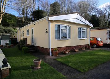 Thumbnail 2 bed mobile/park home for sale in Johns Way, Tiverton