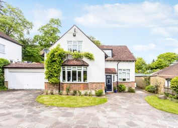 Thumbnail 4 bed detached house to rent in Whyteleafe Hill, Whyteleafe