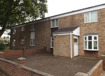 Thumbnail 3 bed terraced house for sale in Piccadilly Close, Chelmsley Wood, Birmingham, West Midlands