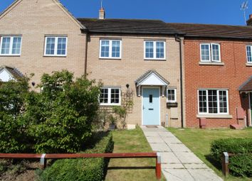Thumbnail 3 bed terraced house for sale in Tilling Way, Littleport, Ely