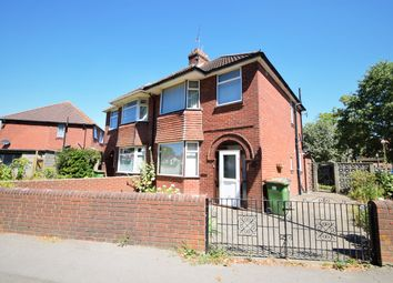 Thumbnail 3 bed semi-detached house for sale in Derby Road, Eastleigh, Hampshire